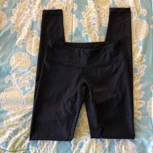 Lululemon Wunder Under Pant Biggy Dot Size 4